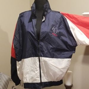 FUBU Windbreaker Jacket size XL